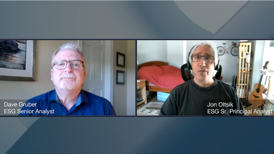 ESG360 Video: SOAPA Discussion on EDR and XDR With Jon Oltsik and Dave Gruber Part 3