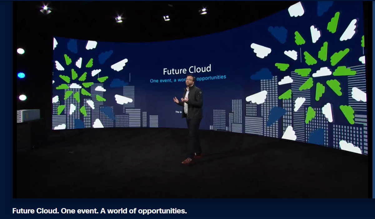 Cisco's Future Cloud Event— Leveraging Breadth and Depth of Portfolio for Hybrid Cloud Solutions