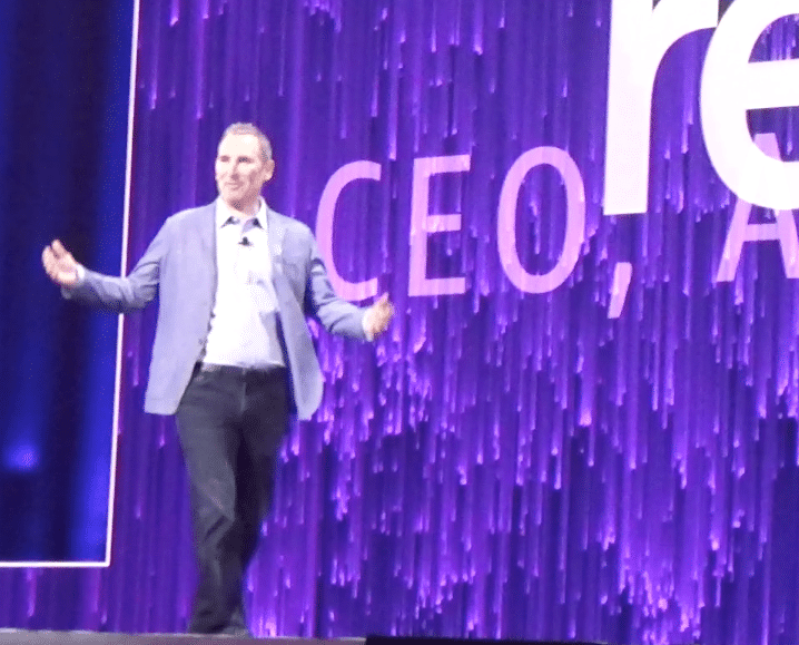AWS Is Not Slowing Down at re:Invent (with Video)