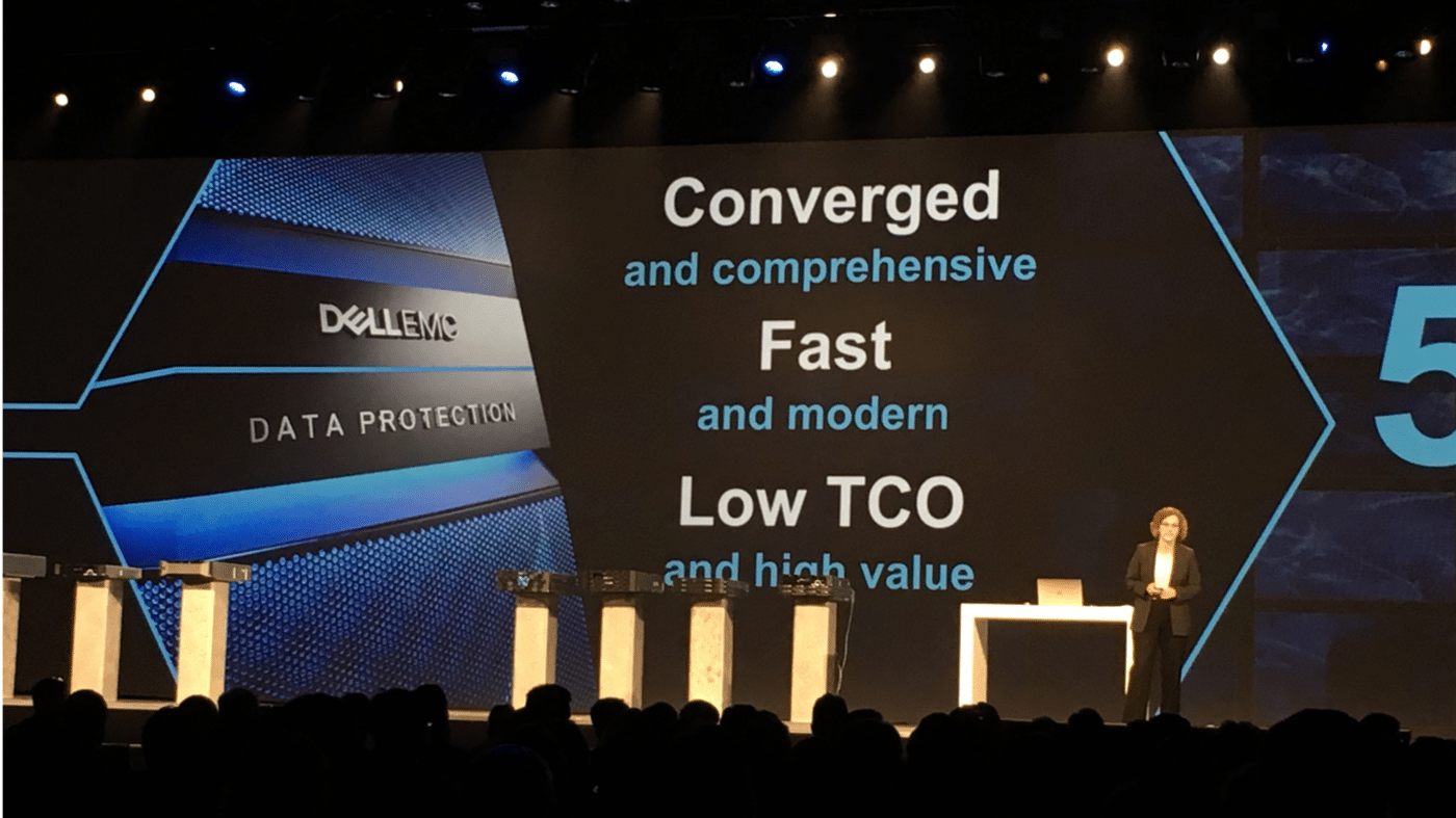 Wrap-Up on Backup – from Dell EMC World 2017